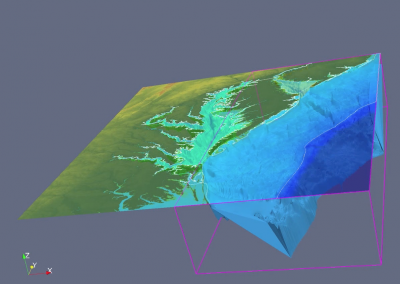 Chesapeake Surface Model DEM