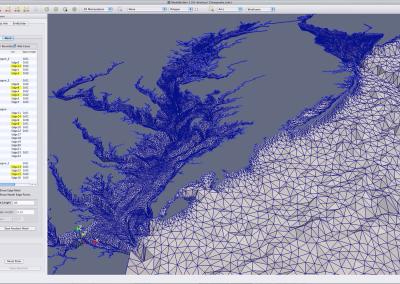 Chesapeake Surface Model