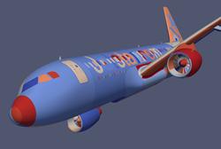 Air Bus Model